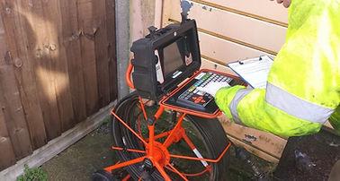 CCTV drainage surveys Preston