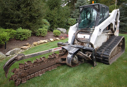 Commercial Trenching service