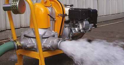 Water pump hire Preston