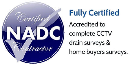 NADC-Certified- CCTV - Drainage -Contrac
