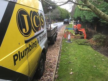 Blocked drains Garstang