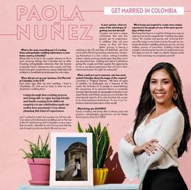 Alegria Magazine Article