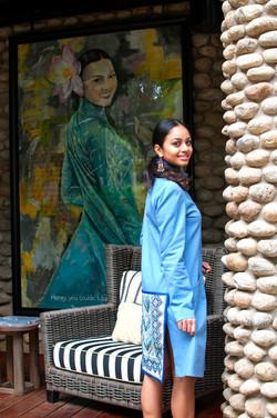 """""""Hmong"""" coat"""