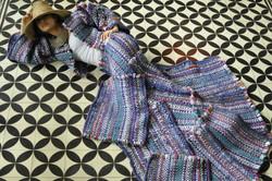 """""""Kimono"""" jacket"""