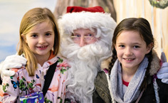 Christmas at Tatton Park