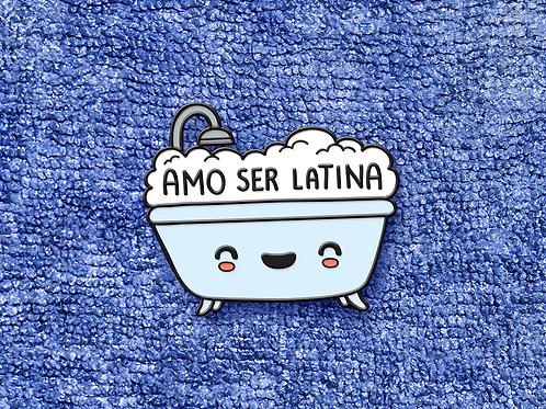 Pin - Amo ser latina