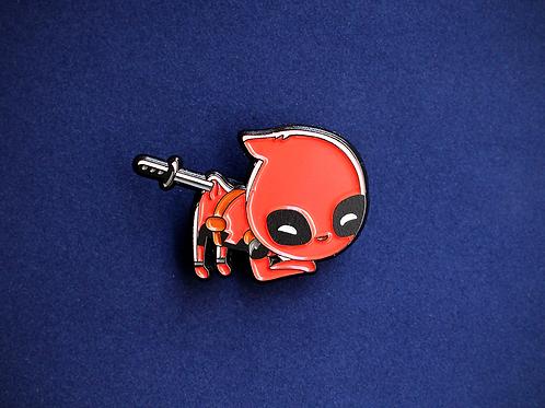 Pin - Deadpin
