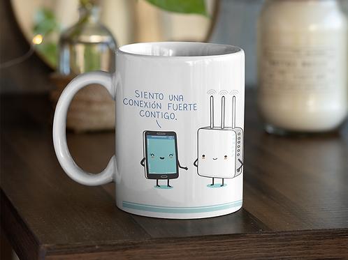 Mug - Una conexión fuerte