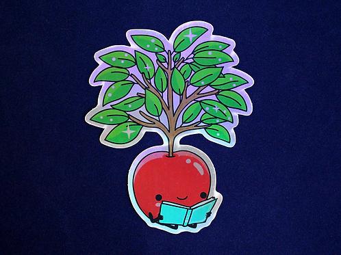 Sticker - El poder de la lectura