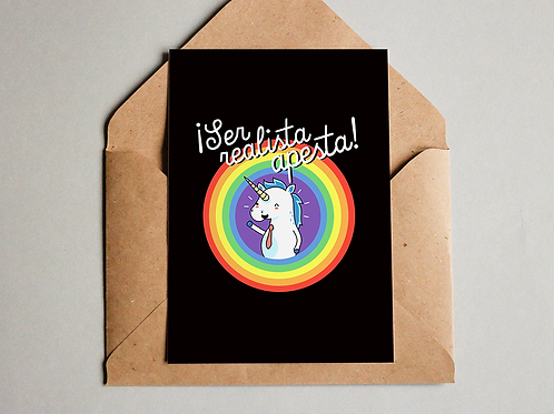 Postal - Realista