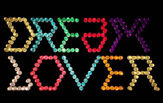 Dreamlover Lite Brite Logo