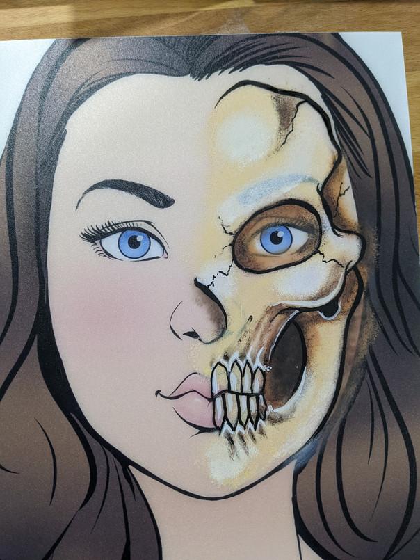 Half Skull 2020-Kezs Face Painting.jpg