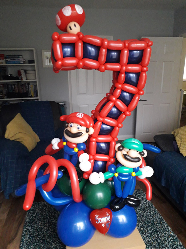 Large Balloon Modelling