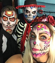 Halloween Theatre Show