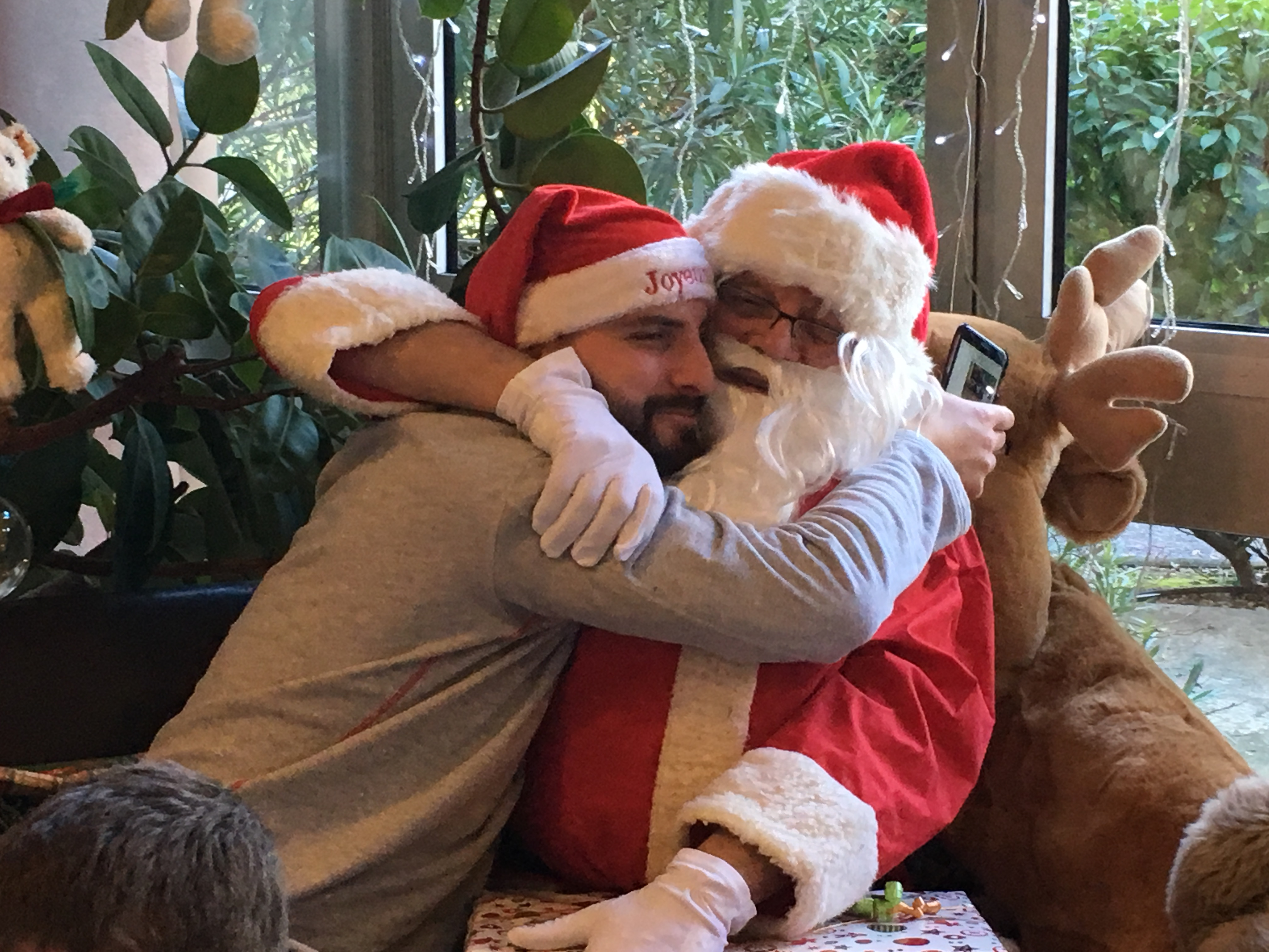 Noël du personnel