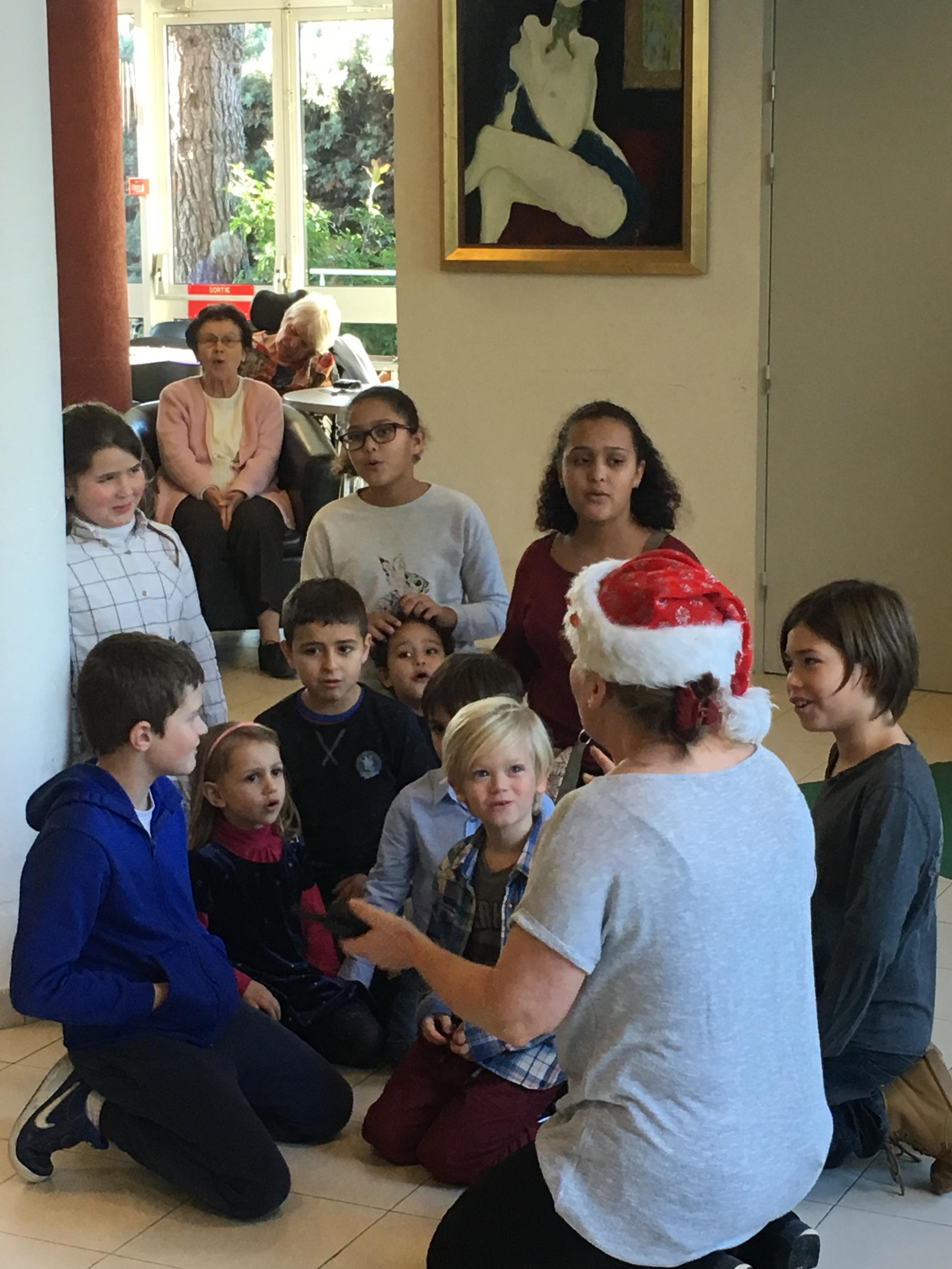 La magie de Noël avec les enfants