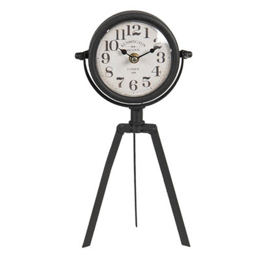Horloge trépied à poser