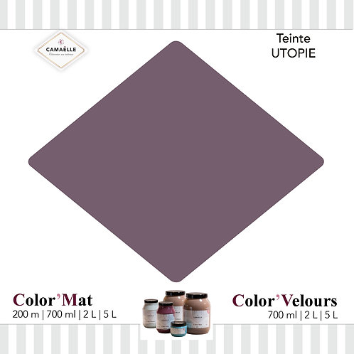 COLOR'VELOURS UTOPIE