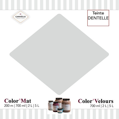COLOR'MAT DENTELLE