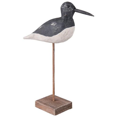 Oiseau décoratif en bois
