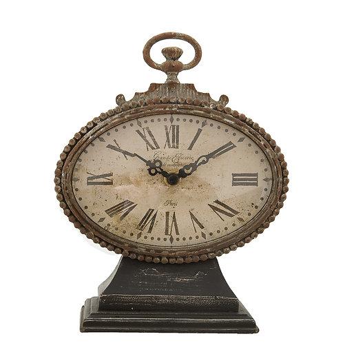 Horloge de parquet à poser