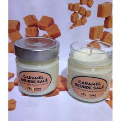 Bougie Parfumée Caramel Beurre Salé