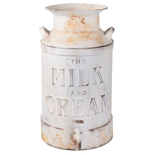 "Bidon delait ""Milk Cream"" 8 Litre"