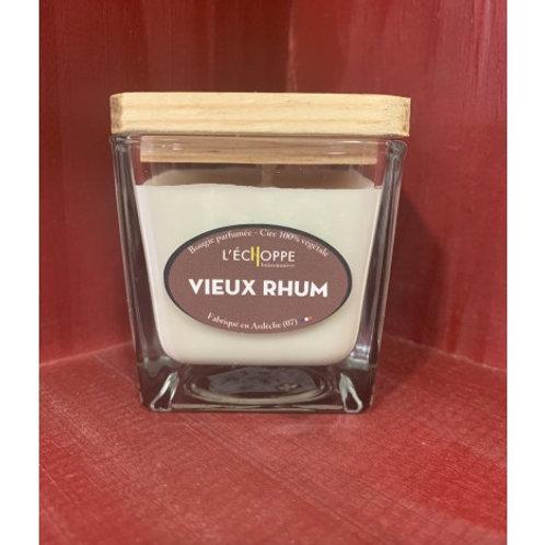 Bougie Parfumée  Vieux Rhum