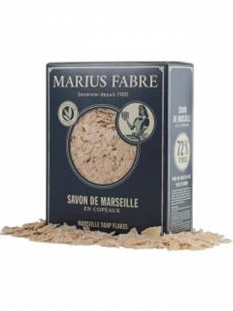 Copeaux de savon de Marseille 980g en sac, sans huile de palme