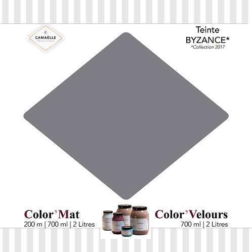 COLOR'VELOURS BYZANCE 2017