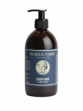 Savon noir liquide à l'huile d'olive 500 ml