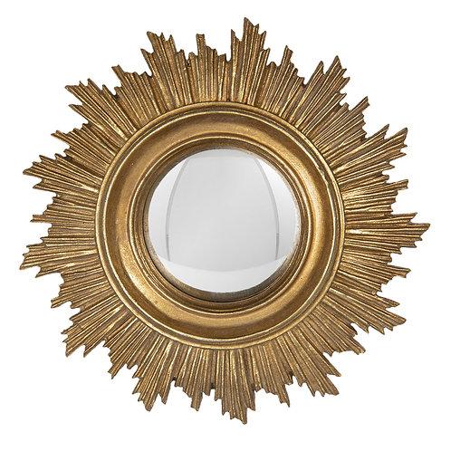 """Miroir soleil """"oeil de sorcière"""" convexe"""