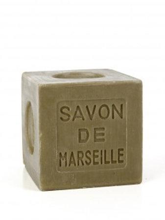 Savon de Marseille à l'huile d'olive, sans étui 400g