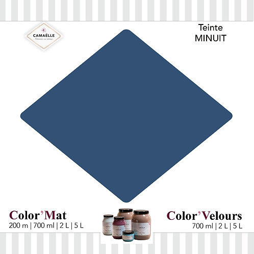 COLOR'VELOURS MINUIT