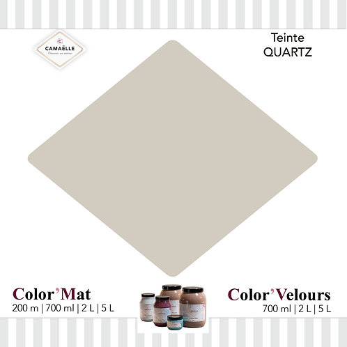 COLOR'MAT QUARTZ