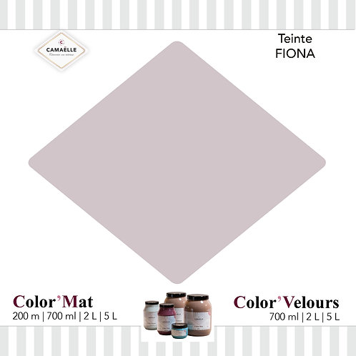 COLOR'VELOURS FIONA