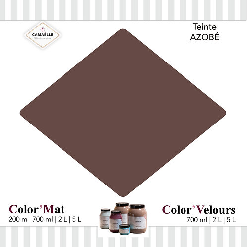 COLOR'MAT AZOBÉ