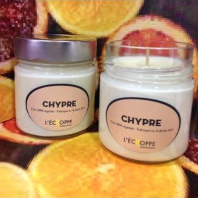 Bougie Parfumée Chypre