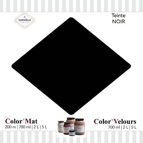 COLOR'MAT NOIR