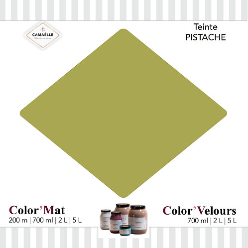 COLOR'MAT PISTACHE