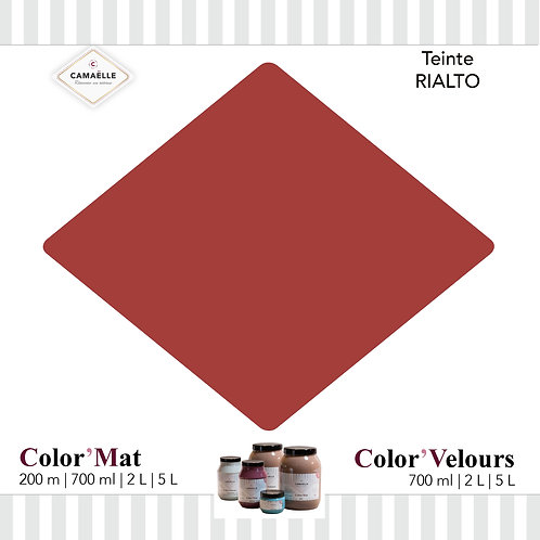 COLOR'VELOURS RIALTO