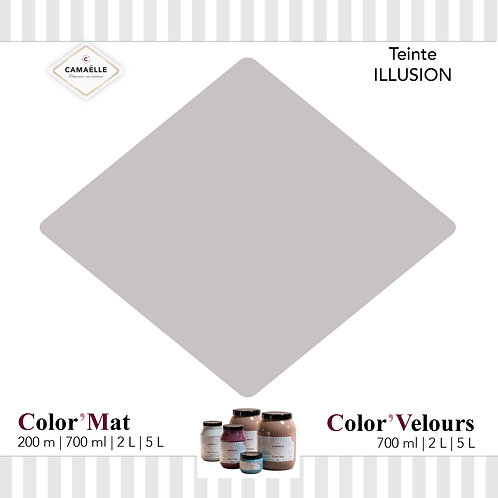 COLOR'VELOURS ILLUSION