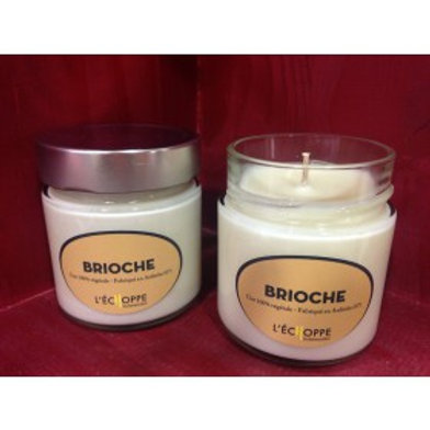 Bougie Parfumée Brioche
