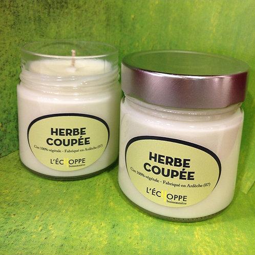 Bougie Parfumée Herbe Coupée