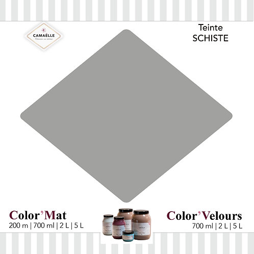 COLOR'VELOURS SCHISTE