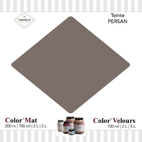 COLOR'VELOURS PERSAN