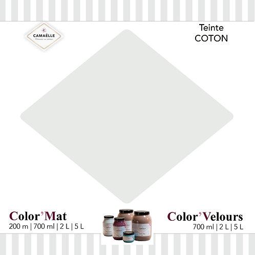 COLOR'MAT COTON