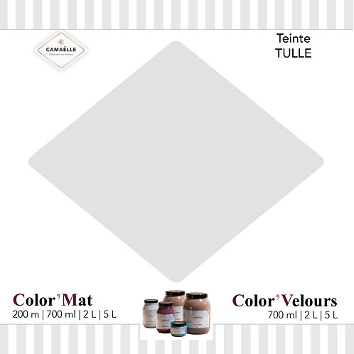 COLOR'VELOURS TULLE
