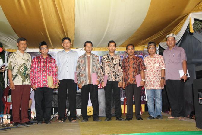Pelantikan Ketua RT/RW 028 Periode 2016-2019