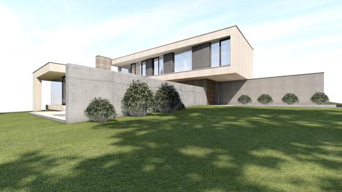 Entwurf Haus D - 003